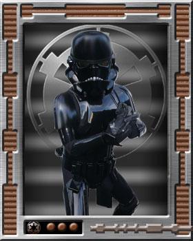 501st Legion Vaders Fist